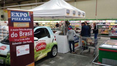 Ação Loja Guarulhos – Pizza Delivery
