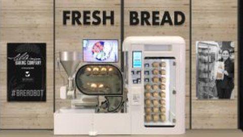 Robôs Fazem Pão.